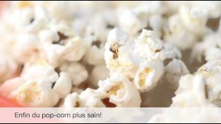 Lekue popcorn popper introduction