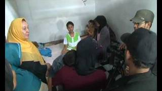 ACEHKITA.TV   Meri Yulandra, Kembali ke Keluarga Setelah Tujuh Tahun Tsunami