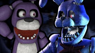 BONNIE PLAYS: Five Nights in Their World || BONNIE SWEEPS AWAY HIS TROUBLES!!!