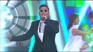 """""""Gangnam Style""""- PSY НЕ ОРИГИНАЛЬНАЯ ДВОЙНАЯ кавер-версия рояль вокал PSY на живые выступления PSY"""