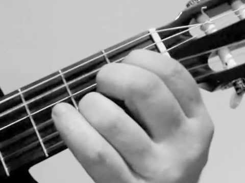 Acordes de Guitarra Canción YOLANDA Pablo Milanés