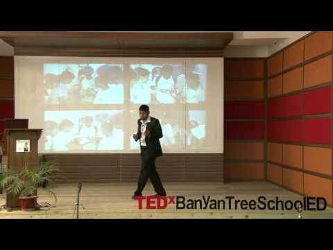 Creativity -- a tool for a good start In life: Kuldeep Singh Rajput at TEDxBanyanTreeSchoolED