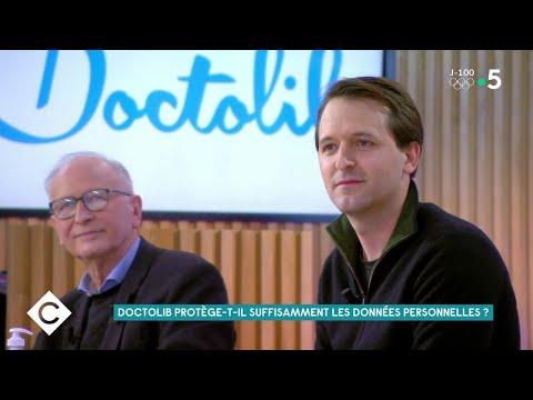 Le fondateur de Doctolib s'exprime - C à Vous - 14/04/2021