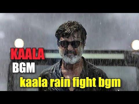 KAALA BGM | Rain Fight Bgm | Santhosh Narayanan | Kaala Movie