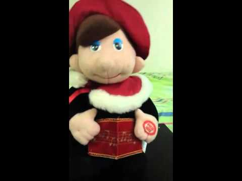 The 12days of christmas - Singing Stuffed Toy