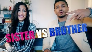 SISTER BROTHER CHALLENGE !