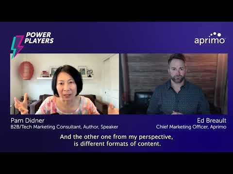 Power Players   Pam Didner Teaser2