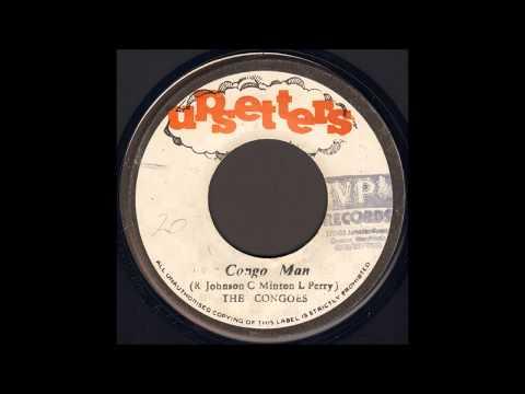 The Congos - Congo Man