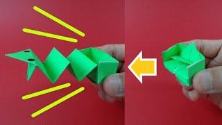 折り紙 ブーメラン