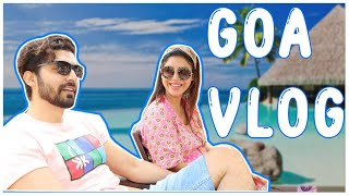 Only real fun with us in goaa | HINDI | Debina Decodes |