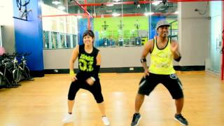 Zumba®fitness Routine/Bollywood J-Star (Hulara) #jstar #hulara