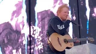 South of the Border/Don't - Ed Sheeran - Reykjavik 10/08/19