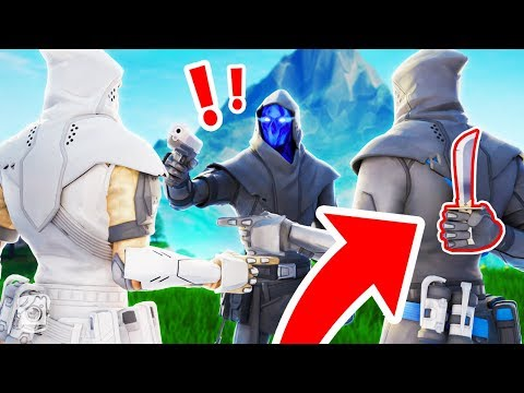 WHICH FUSION Is The KILLER?! (Fortnite Murder Mystery)