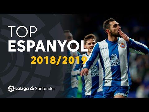 TOP Goles RCD Espanyol LaLiga Santander 2018/2019