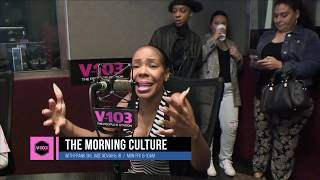 Drea Kelly & Daughter Buku Abi Discuss R. Kelly on The Morning Culture.