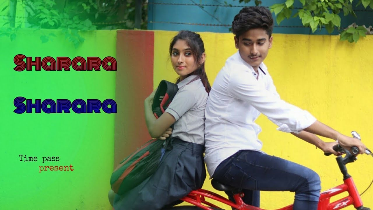 Lehrake Balkhake( Sharara Sharara )I Karan Nawani I School love story | Time Pass