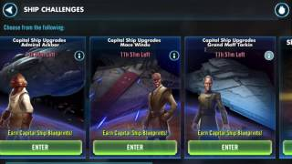 Tarkin Challenge - Executrix to 5 Star