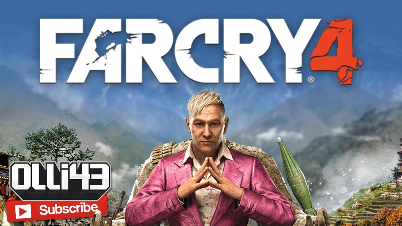 Far Cry 4 Release Date Official! Delay Coming? - YouTube