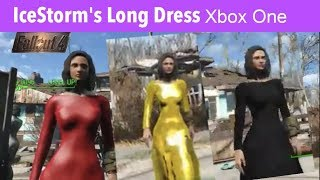 Fallout 4 Xbox One Mods|IceStorm's Long Dress