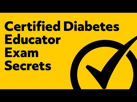 CDE Practice Blood Glucose Pattern Management