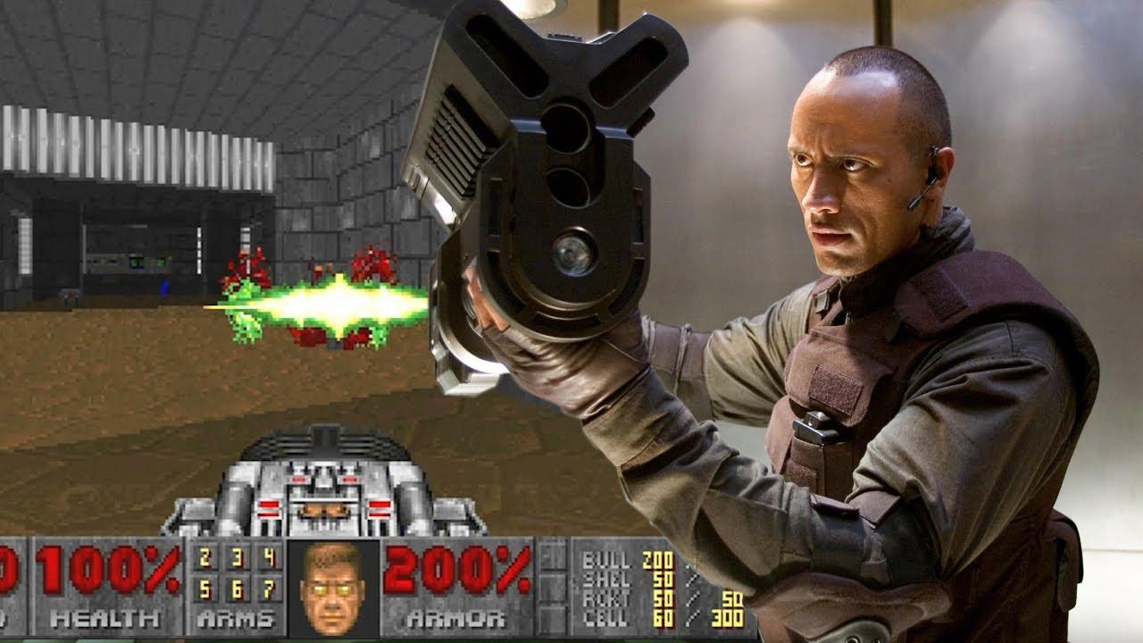 Image result for video game doom bfg