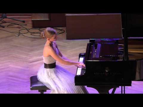 Varvara Tarasova plays Sonata no. 2, Op 19