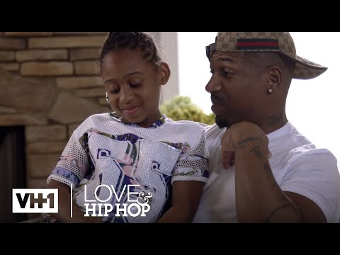 Stevie Tells His Youngest Daughter About The New Baby 'Sneak Peek' | Love & Hip Hop: Atlanta