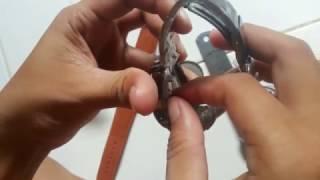 Tutorial membongkar Jam tangan / arloji