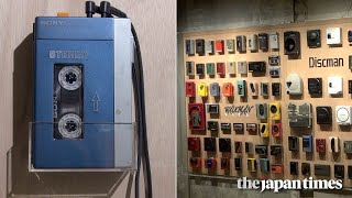 Walkman in the Park: Celebrating the 40th anniversary of the portable music player