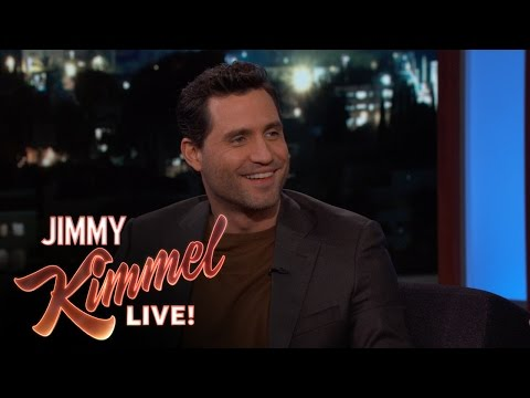 Edgar Ramirez on Filming Gold with Matthew McConaughey