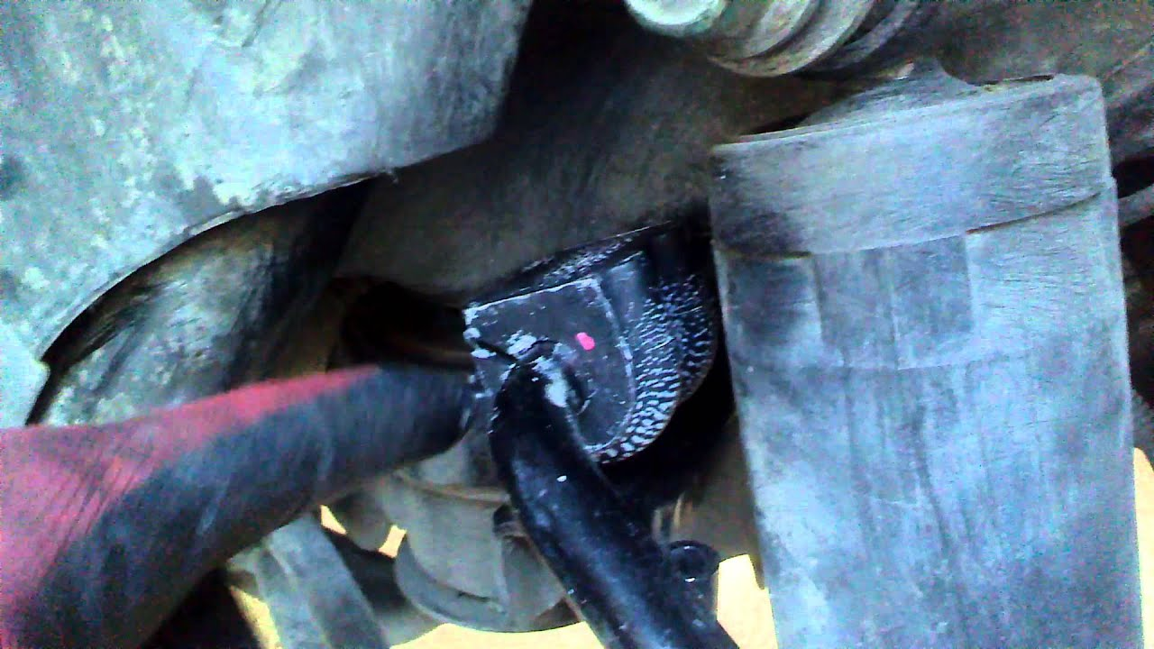 New Stab Bar Bushing For 2007 Hyundai Santa Fe Youtube