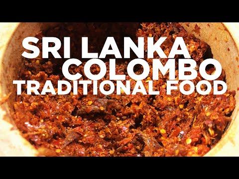 Traditional Food in Sri Lanka - Nugagama
