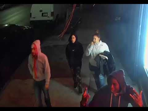 146 18 Robbery 61 Pct 12 22 17 VIDEO