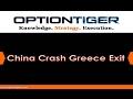 China Crash Greece Exit by Options Trading Expert Hari Swaminathan