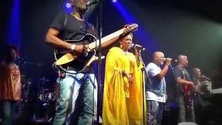 """KASSAV live bataclan 21/03/2014 """"zouk la sé sel médicaman"""""""