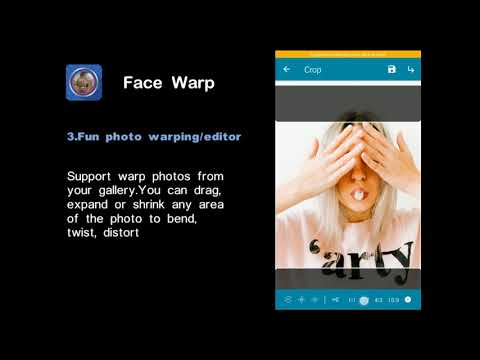 Face Warp Pro 1 0 2 APK Download - Android Entertainment Apps