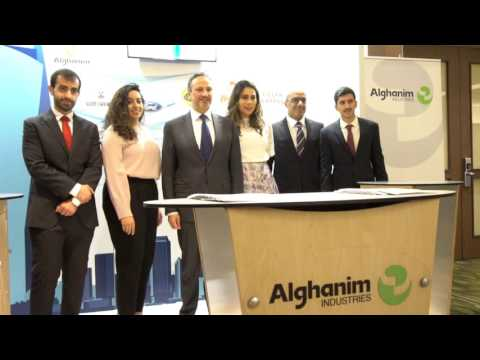 Alghanim Industries at the 33rd annual NUKS conference