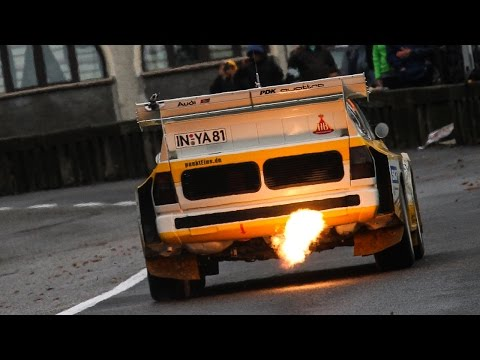 13° Rally Legend 2015 - Pure Sound [HD]