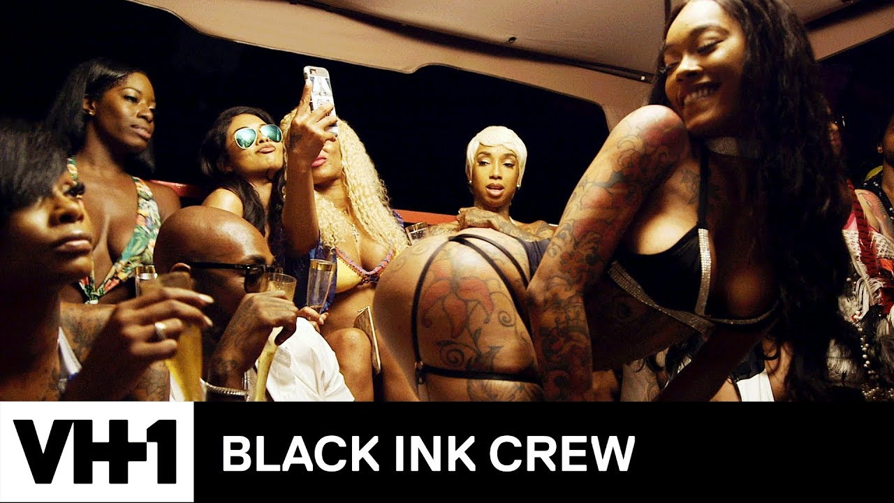 When is black ink crew coming back on