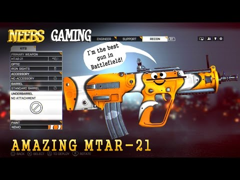MTAR 21 Battlefield 4