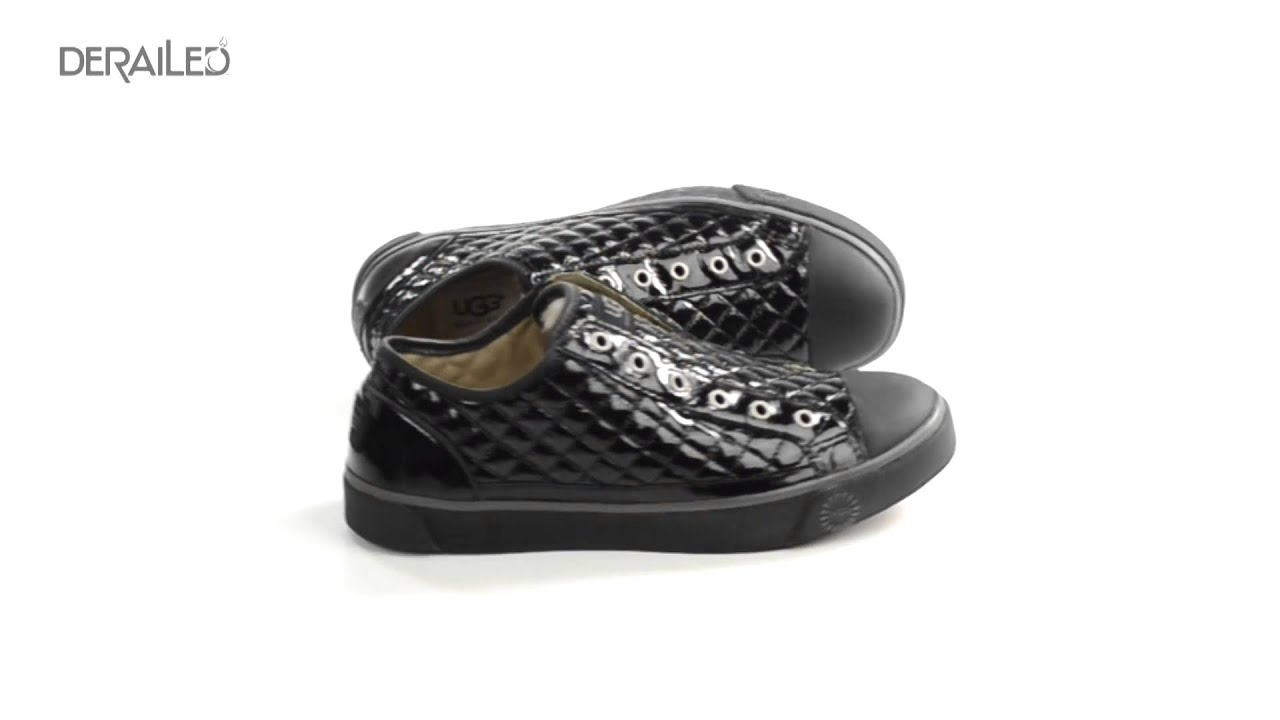 UGG® Laela Quilted Shoes - Patent Leather (For Women)