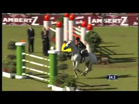Equitation Concours Saut D Obstacles Youtube