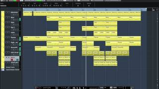 Cubase Template - Deeo House - Palms And Sun by Auditory Music