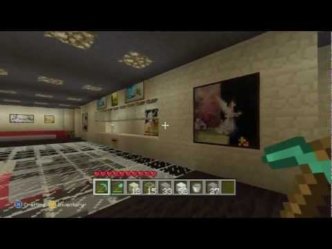 St Mary's Stadium ( Southampton FC) on Minecraft Xbox 360 HD