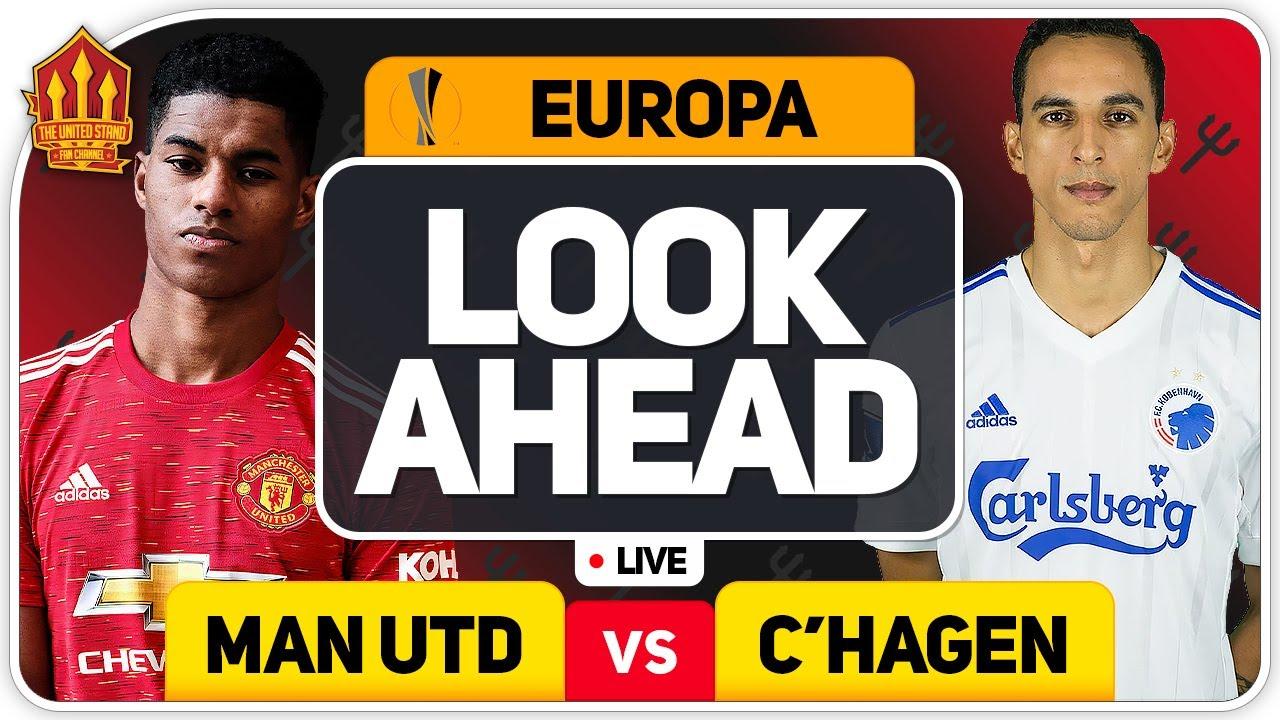 Manchester United vs FC Copenhagen! SOLSKJAER Must Go For It!