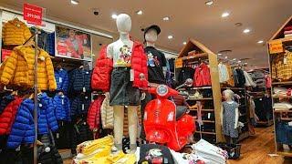 Khám phá 3 tầng Uniqlo Đồng Khởi : mua Áo chống nắng Uniqlo AIRism 2019