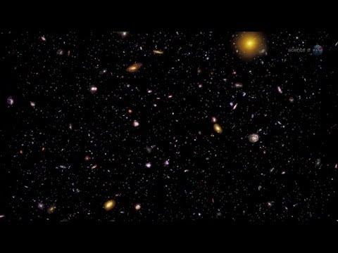 ScienceCasts: A Telescope Bigger than a Galaxy