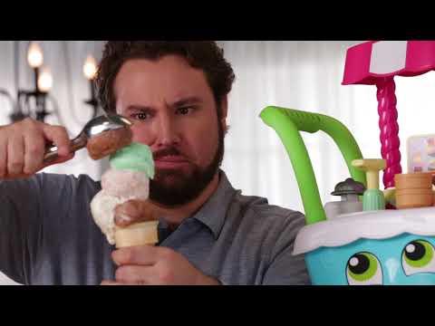LeapFrog Scoop & Learn Ice Cream Cart Ice Cream Social :30