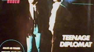 Robert Bauer - Teenage Diplomat (Mixage club U.S.A.) Maxi 45 Flarenasch