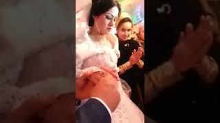 ШОК! Жених психанул! Ударил невесту на свадьбе!